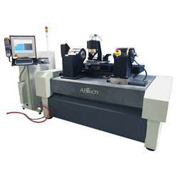 Custom NuSTAR 5-Axis Air Bearing Lathe