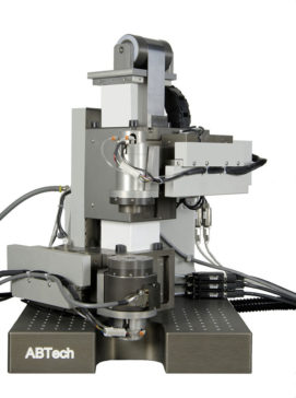 5-axis air bearing positioning system