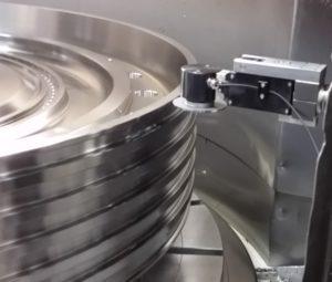 DMG360 On Machine