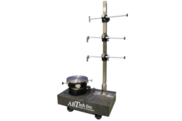 EAS1000 G system Low profie 1 tower, 3 probe arms
