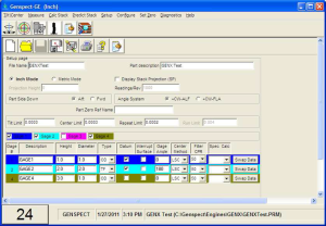 Genspect Software