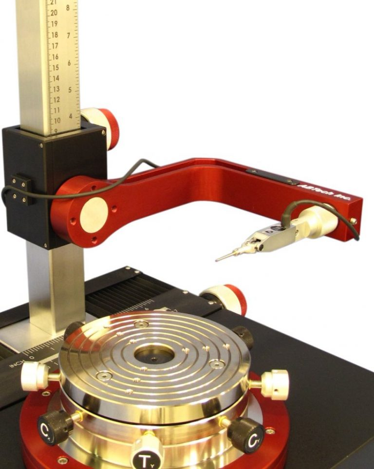 MicroForm µFG150 Roundness Gage with Probe in Horizontal Position
