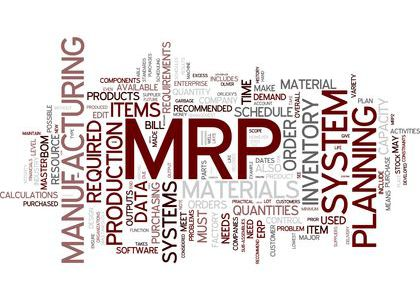 Adventures of Implementing an MRP System
