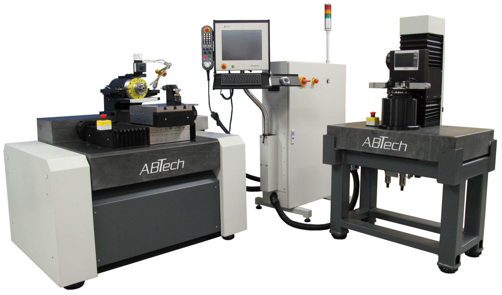 Air Bearing Metrology and Machining Work Cell