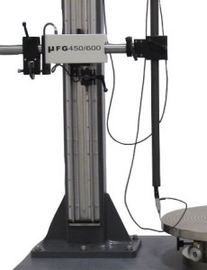 MicroForm µFG450 Large Capacity Roundness Gage with Vertical Gage Arm