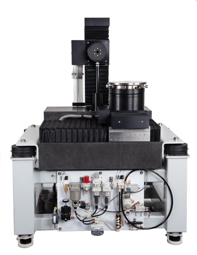 5-axis air bearing optical measurement metrology platform