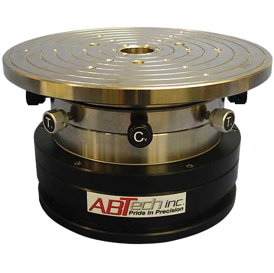 Rotary Motion Air Bearing Worktables Abtech Inc