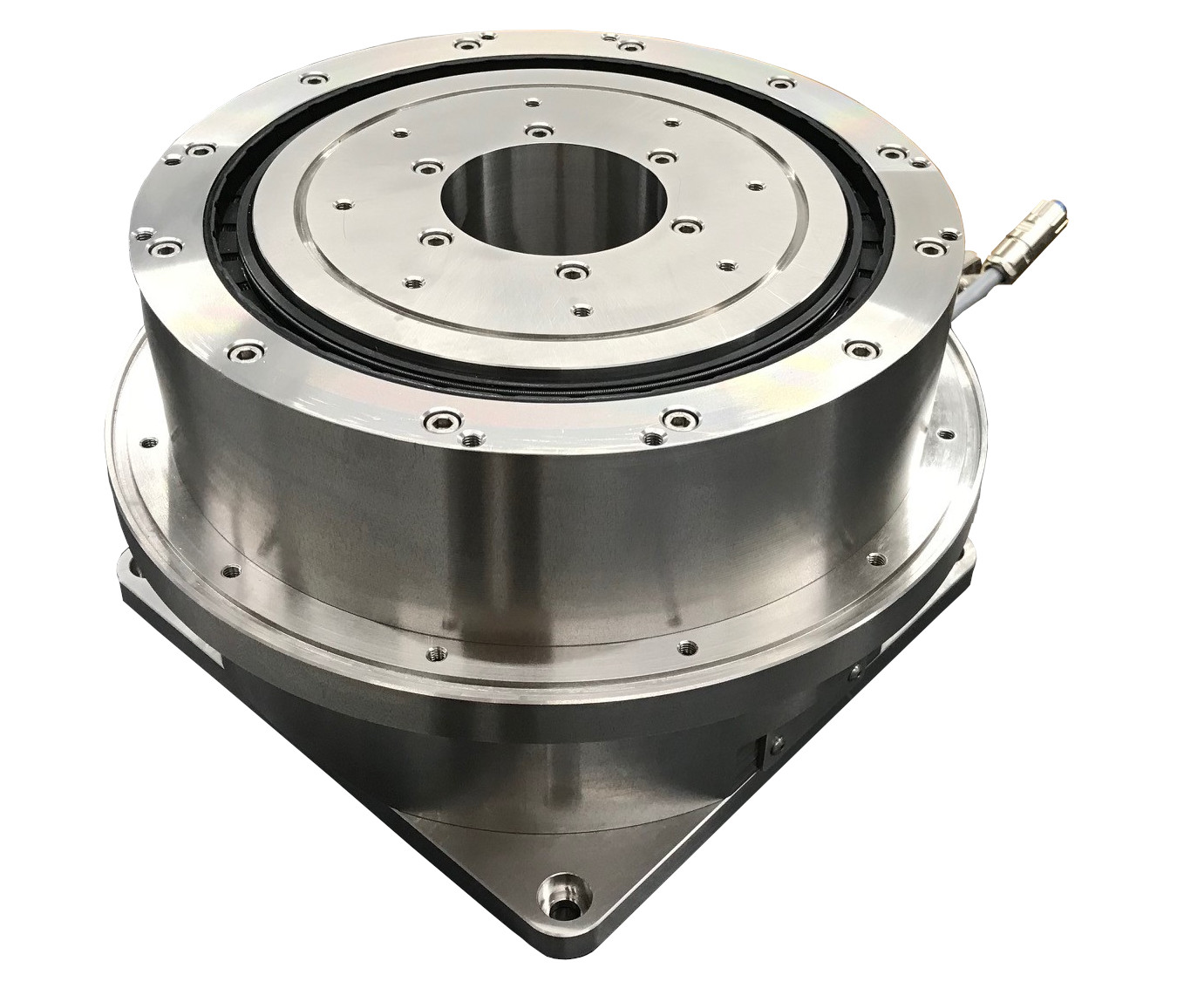 Mechanical bearing rotary table